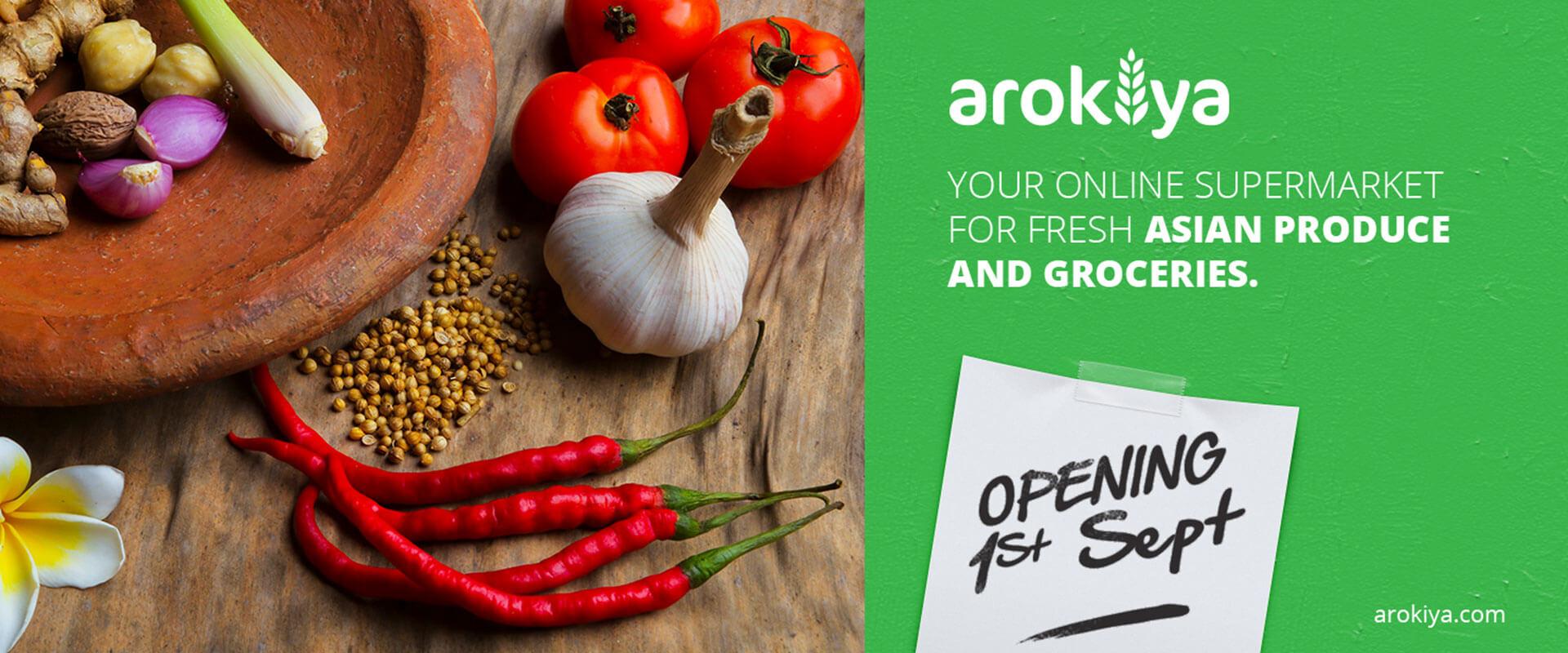 Arokiya opening 1st September