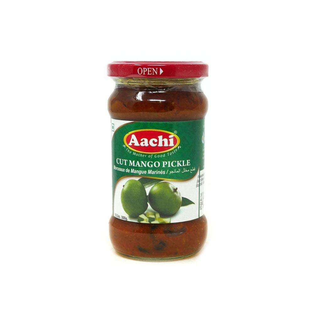 Aachi Cut Mango Pickle 300g - £1.69