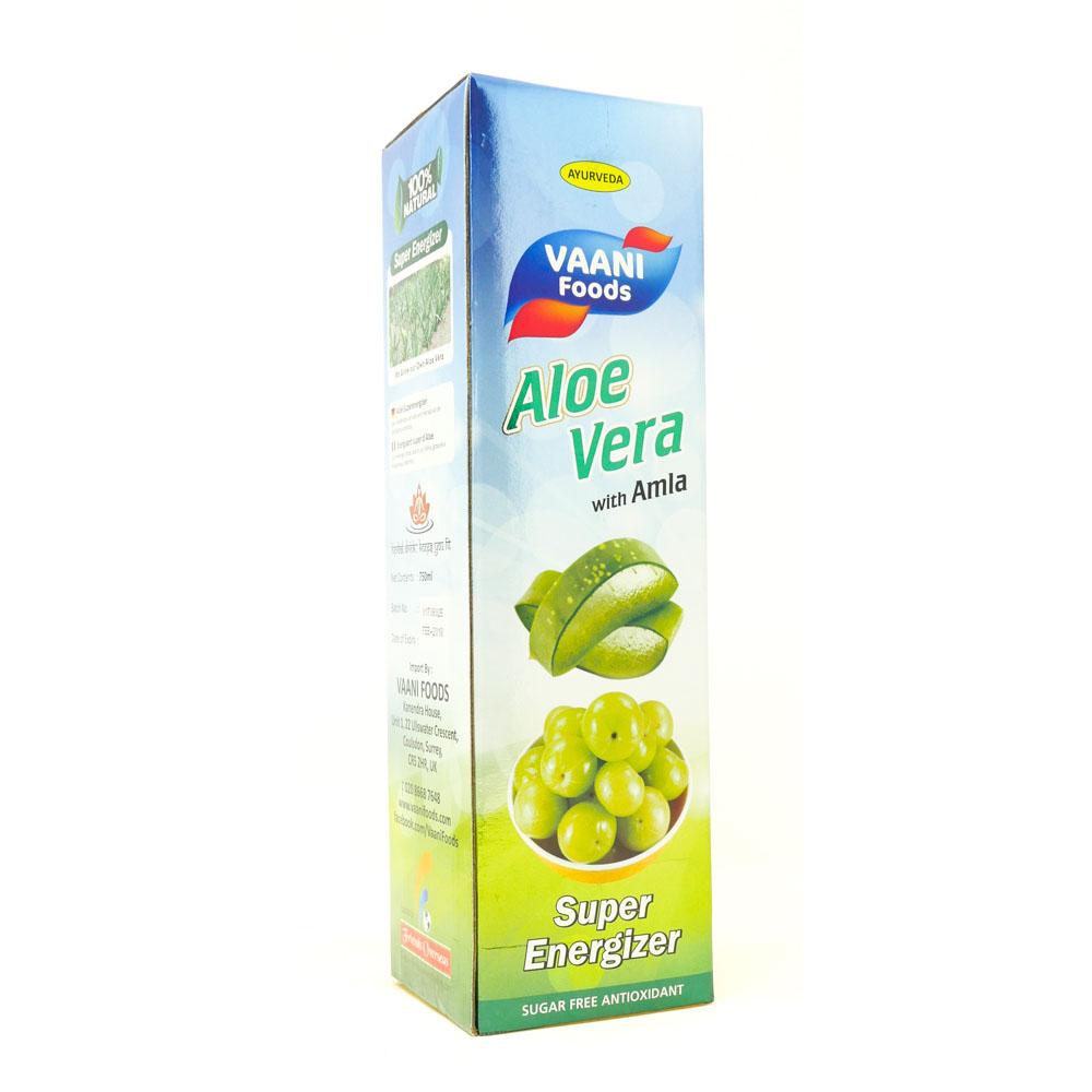 Vaani Amla With Aloe Vera 750ml - £4.99