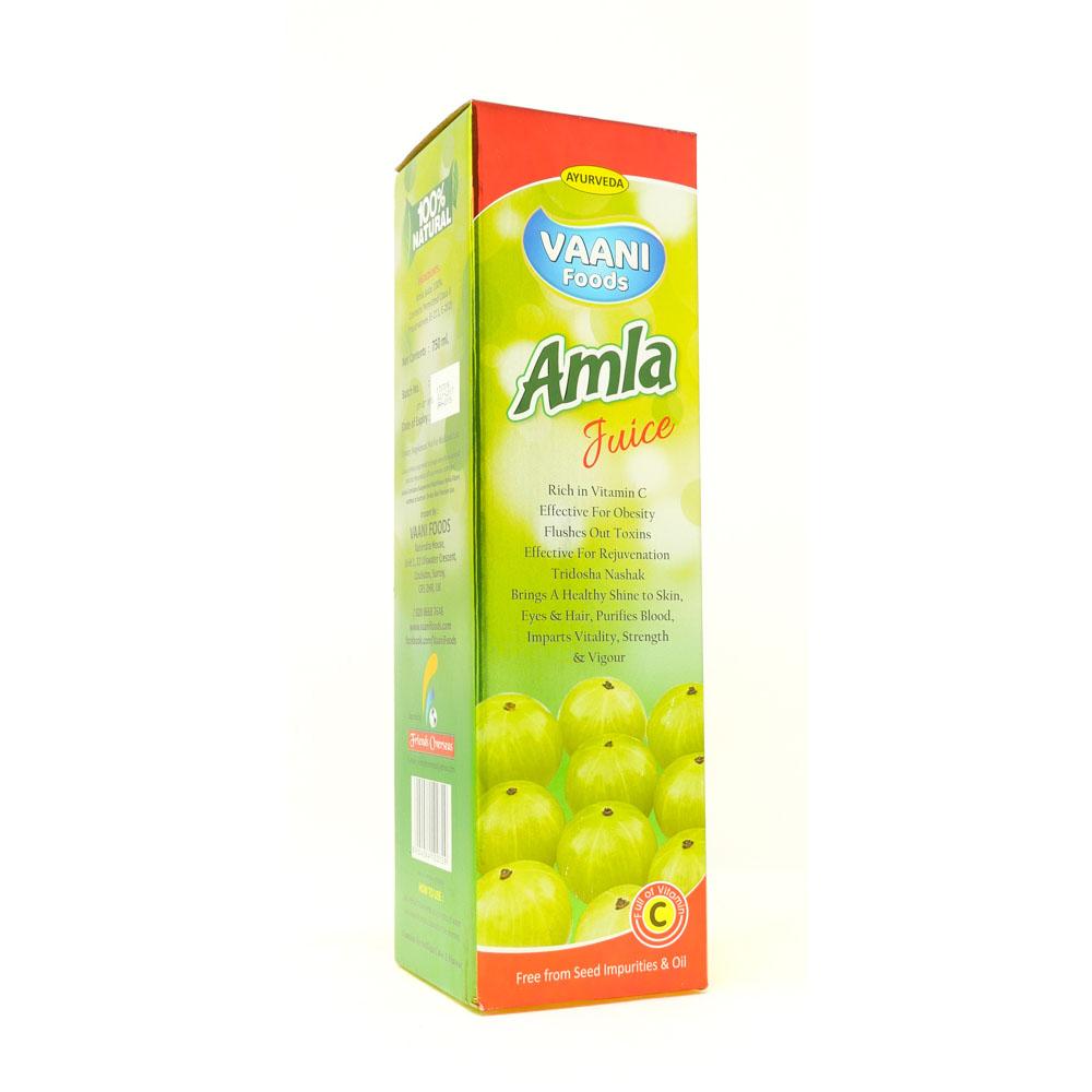 Vaani Amla Juice 750ml - £3.99