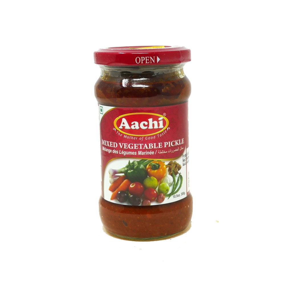 Aachi Mixed Veg Pickle 300g - £1.69