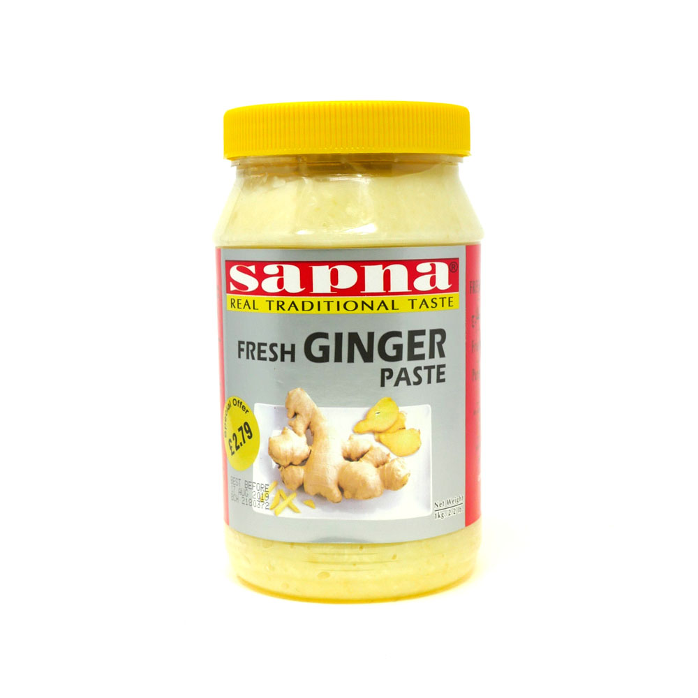 Sapna Ginger Paste 330g - £1.29