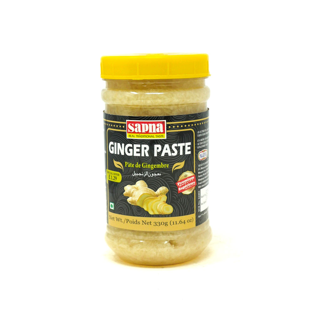 Sapna Ginger Paste 1kg - £2.79