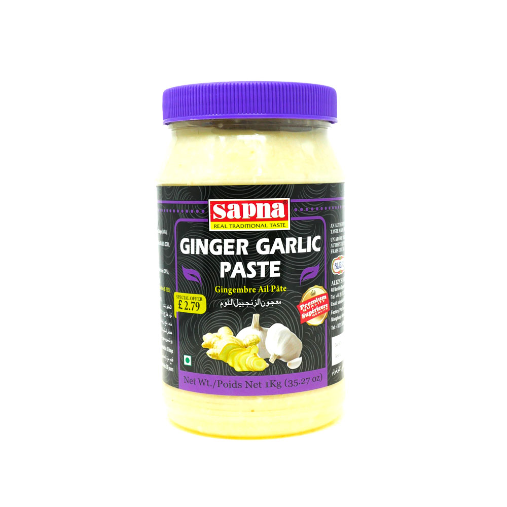 Sapna Ginger & Garlic Paste 330g - £1.29