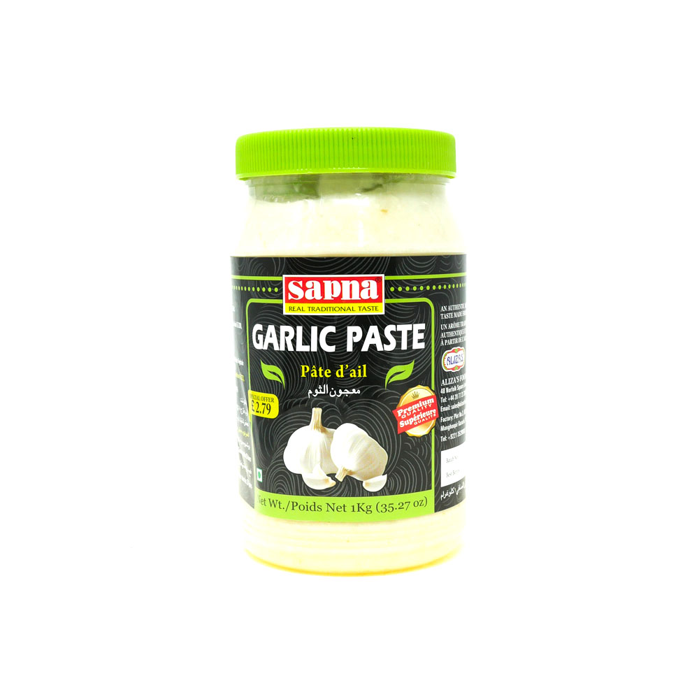 Sapna Garlic Paste 330g - £1.29