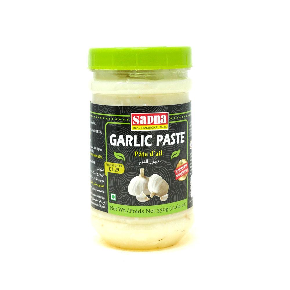 Sapna Garlic Paste 1kg - £2.79