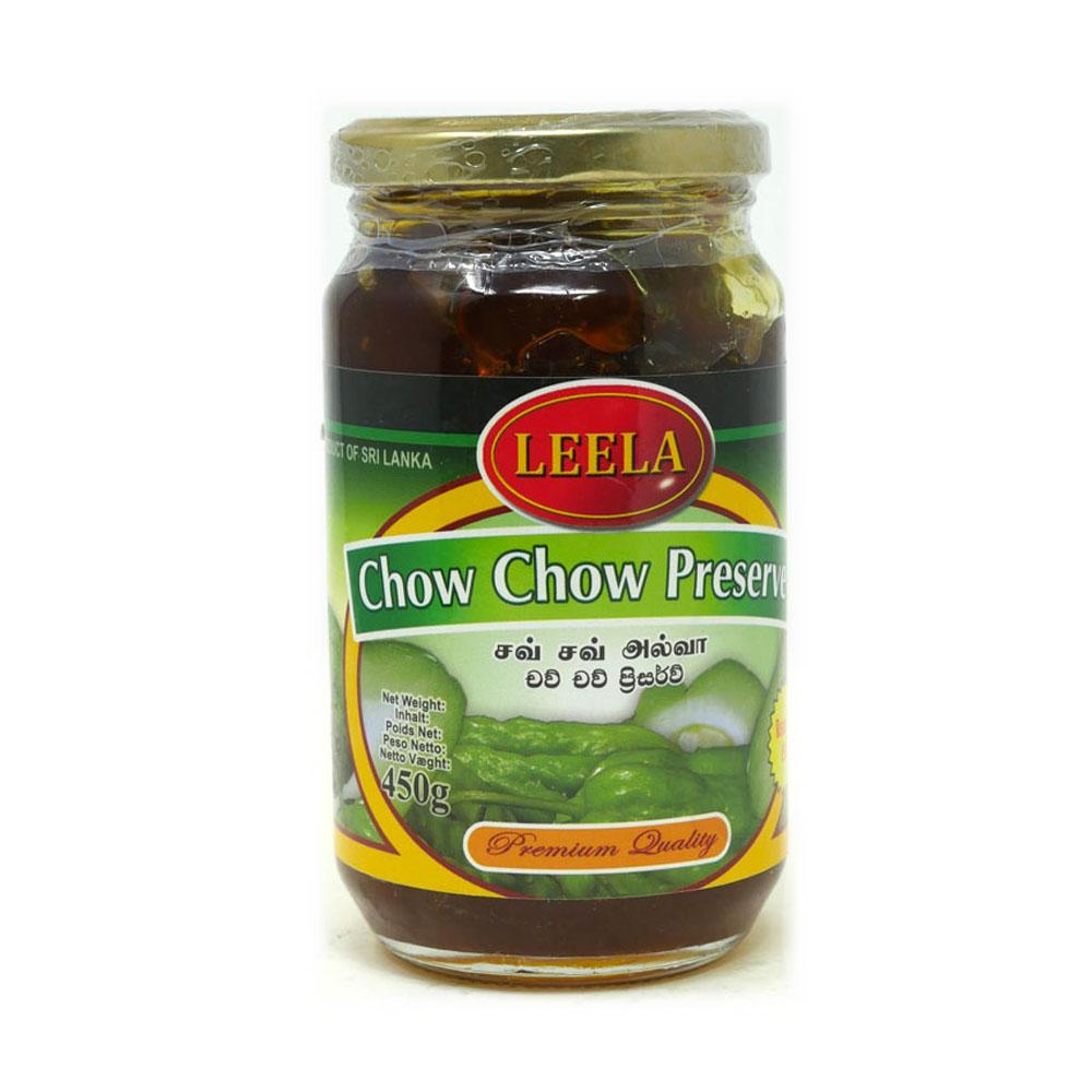 Leela Chow Chow Preserve 450g - £2.49