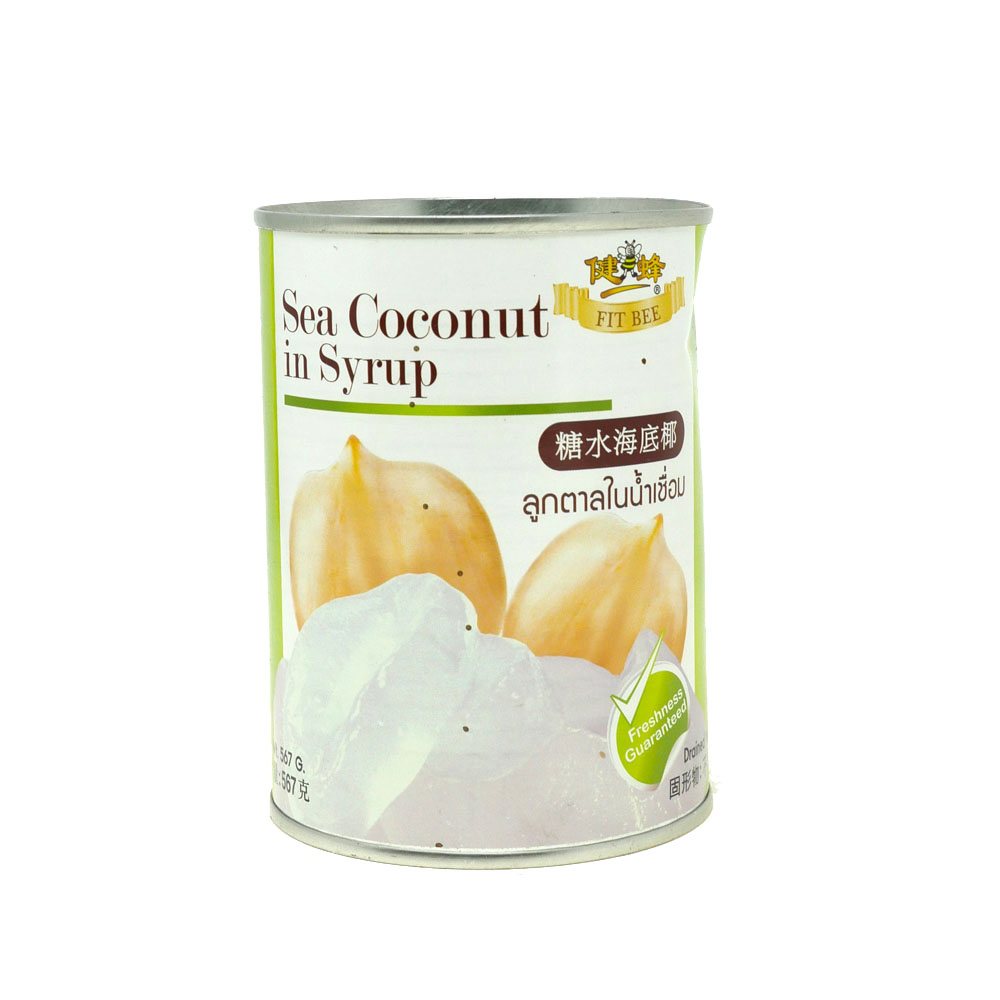 Best Foods Sea Coconut In Syrup  Fit Bee
