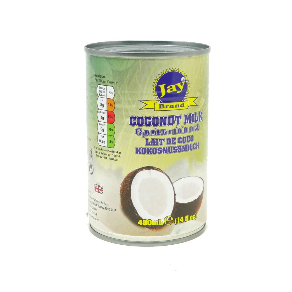 Jay Coconut Milk