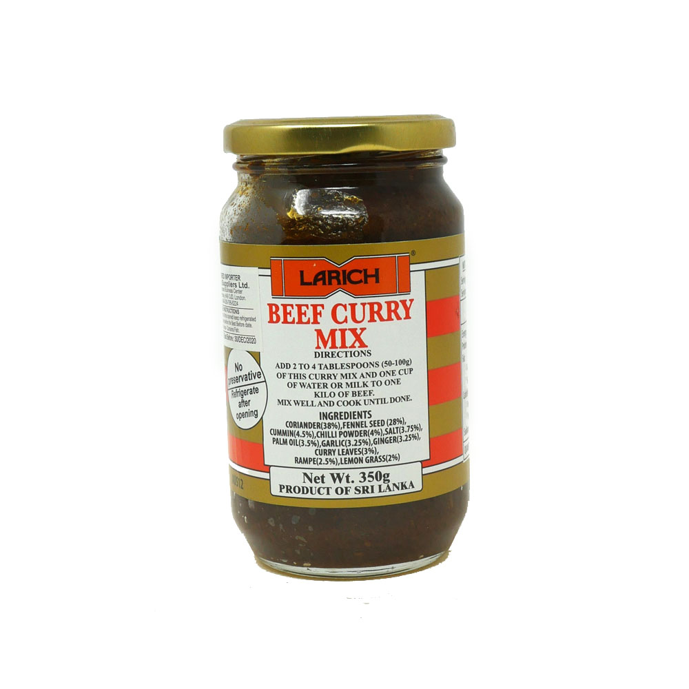 Larich Beef Curry Mix 350g - £2.29