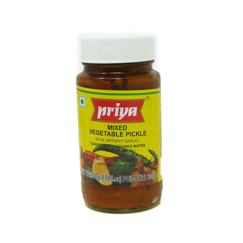 Priya Mixed Veg Pickle