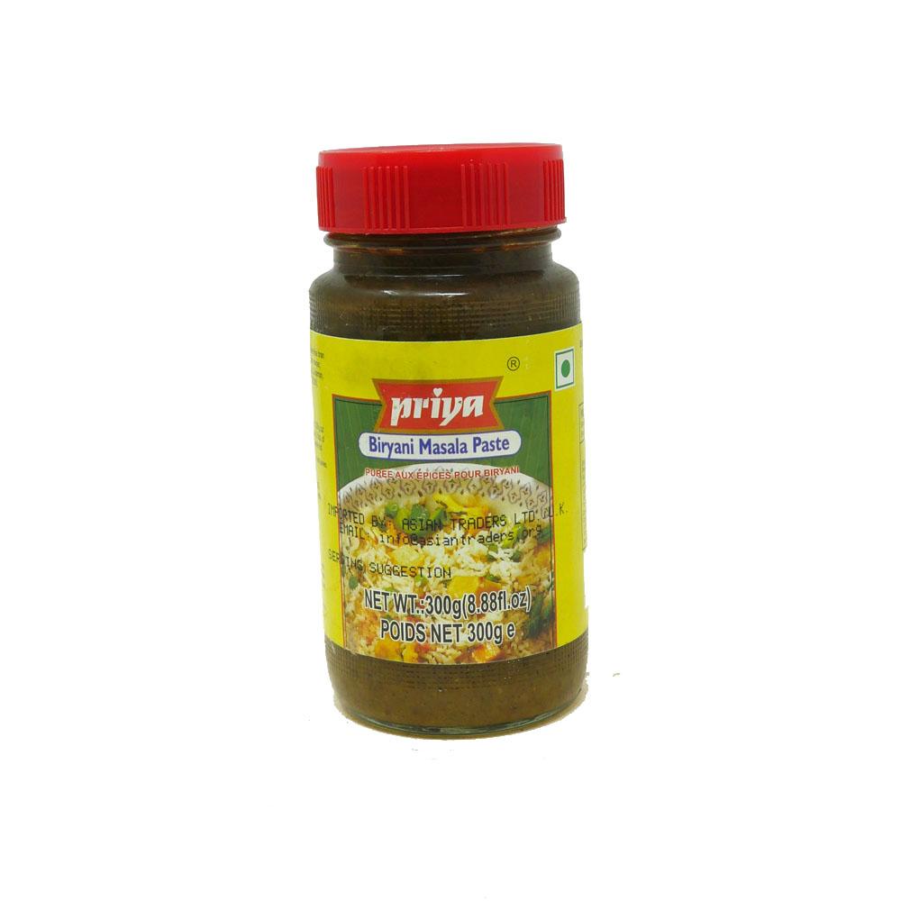 Priya Biryani Masala Paste 300g - £1.79