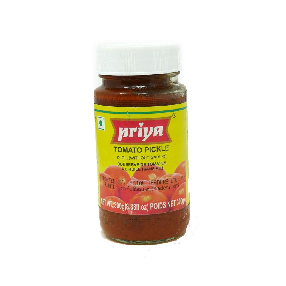 Priya Tomato Pickle 300g - £1.49