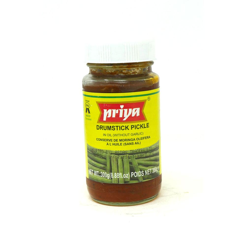 Priya Drumstick Pickle 300 - £1.49