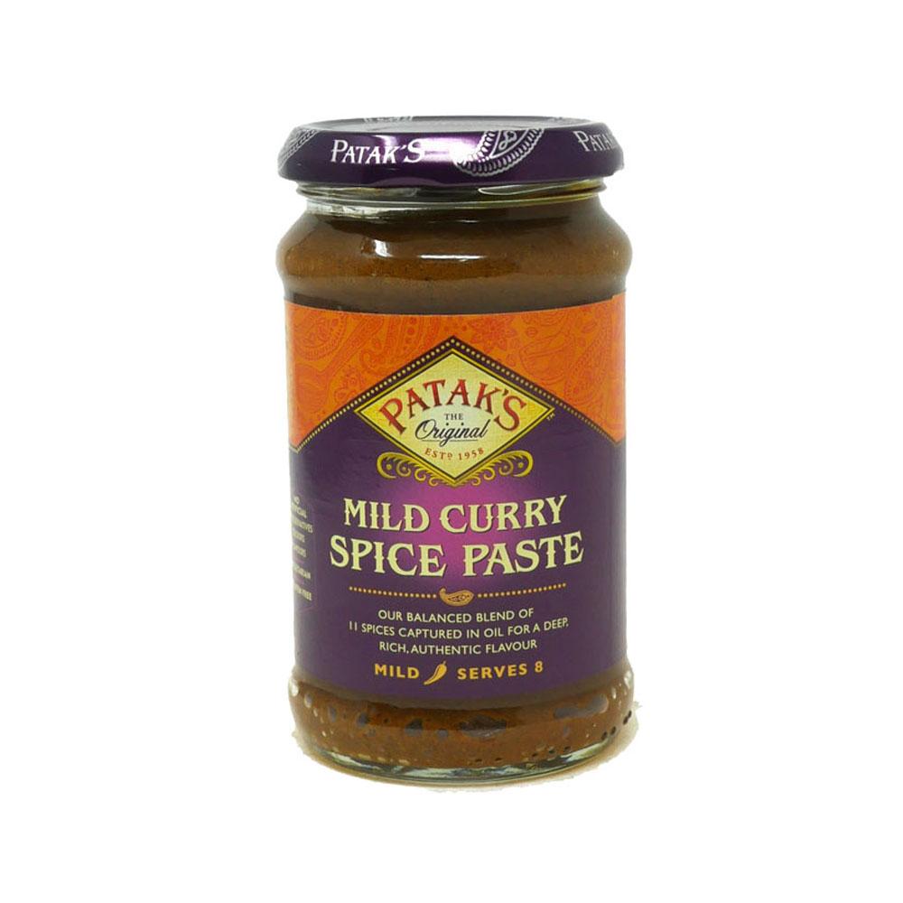 Pataks Mild Spice Curry Paste