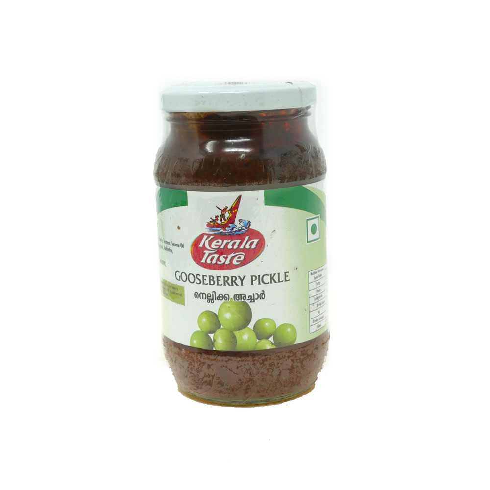 Kerala Taste Gooseberry 400g - £1.49