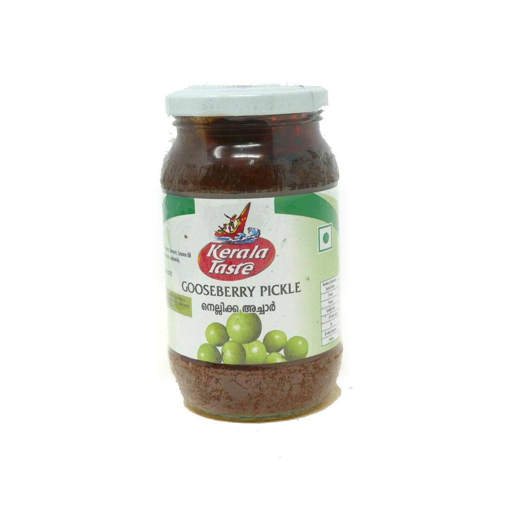Kerala Taste Goosebery Pickle 400g - £1.79