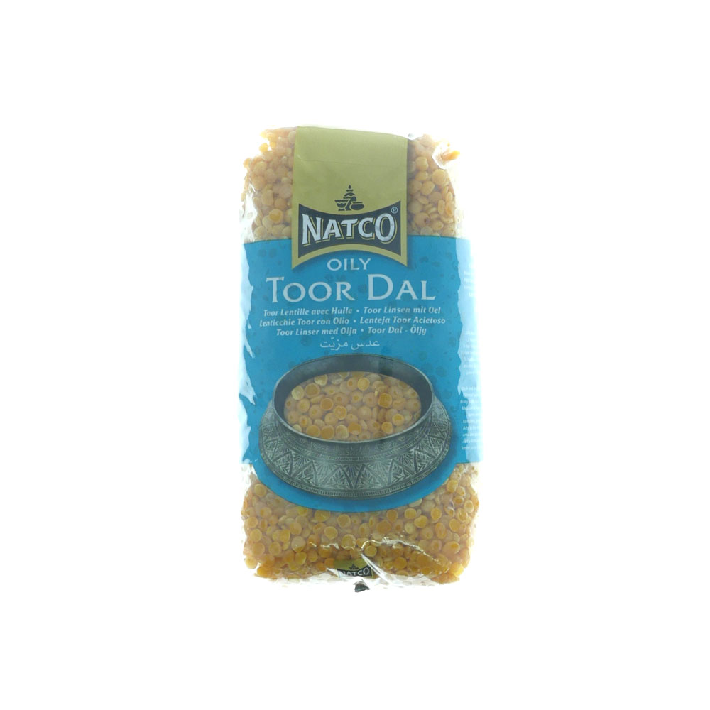 Natco Toor Dal 2kg - £3.99