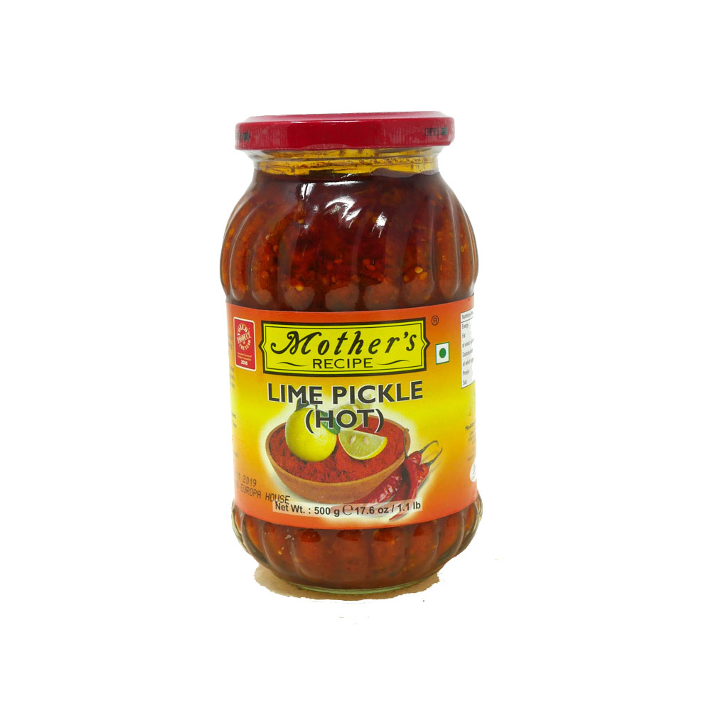 Mother's Hot Lime Pickle 500g - £1.79
