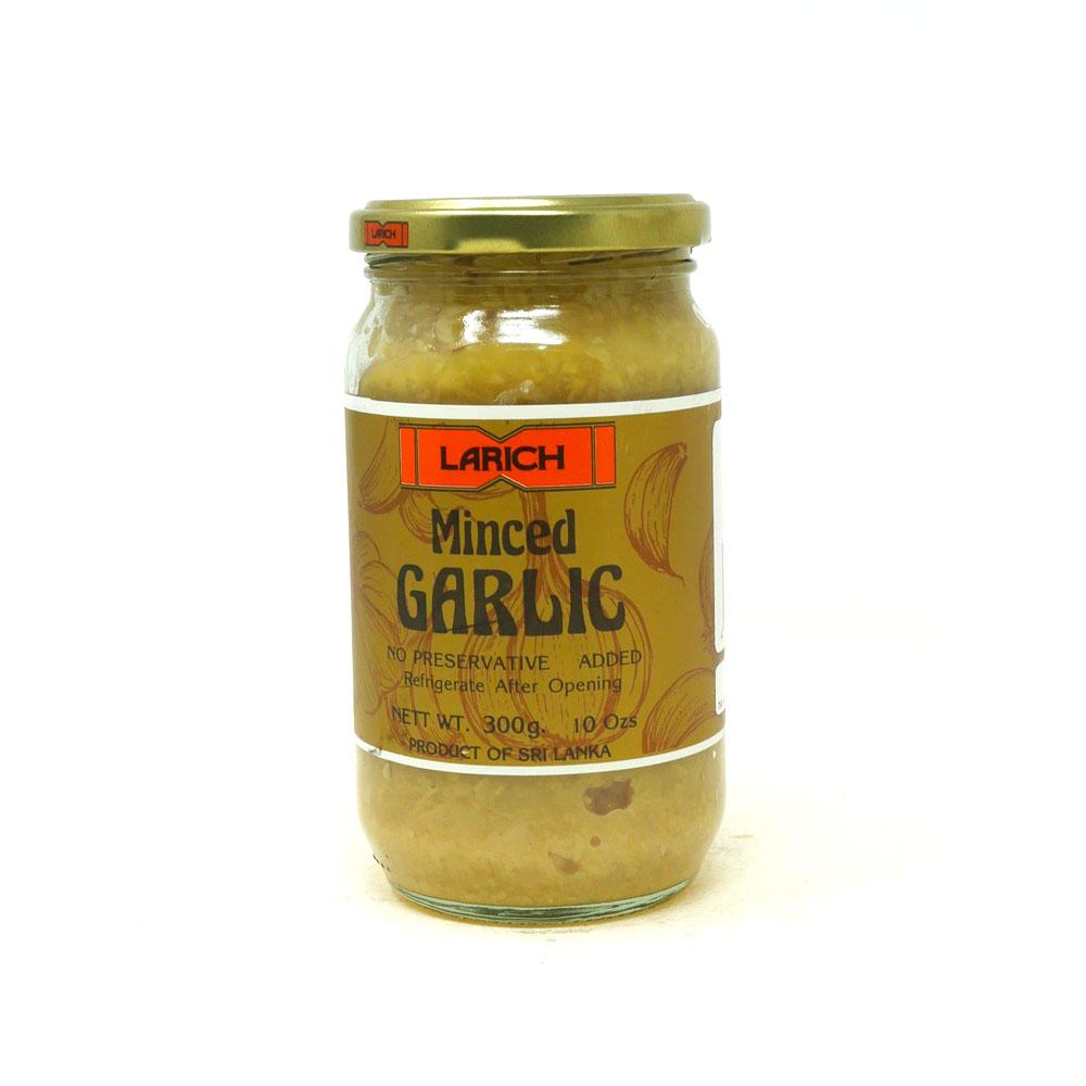 Larich Minced Garlic