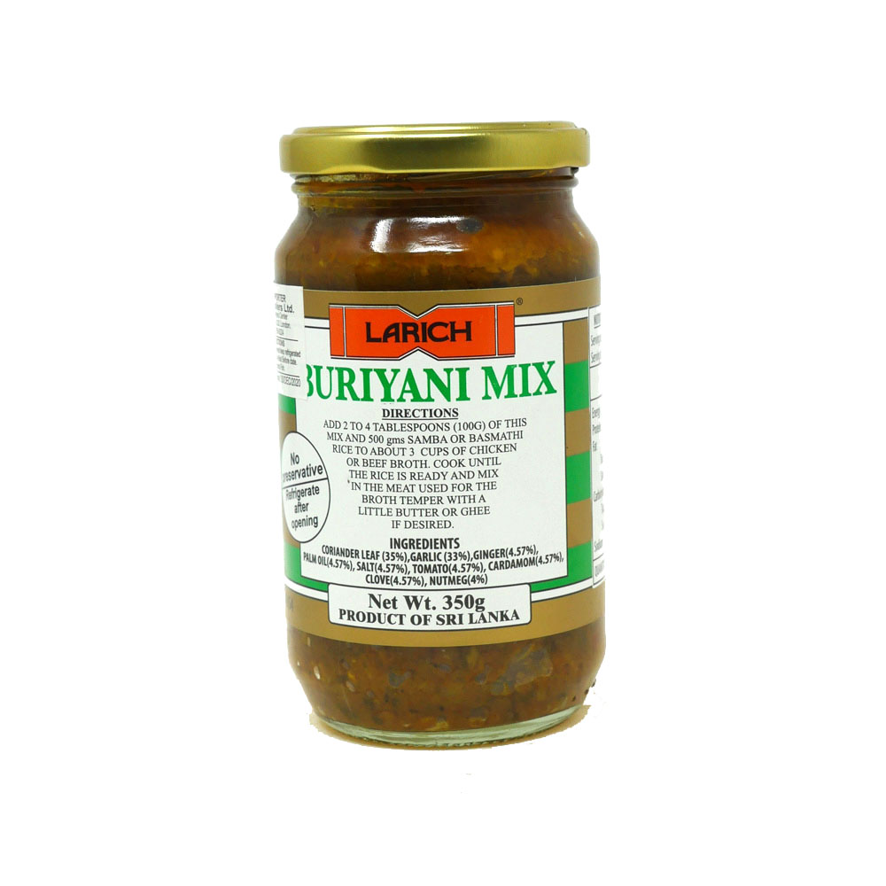 Larich Buriyani Mix 350g - £2.69