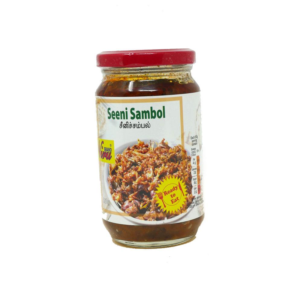 Niru Seeni Sambol 350g - £3.49