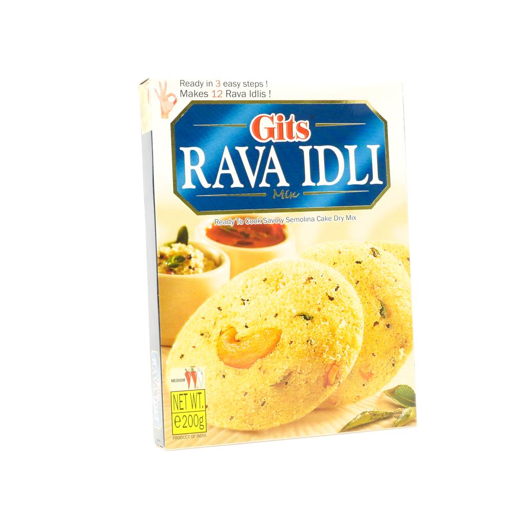 Gits Rava Idly