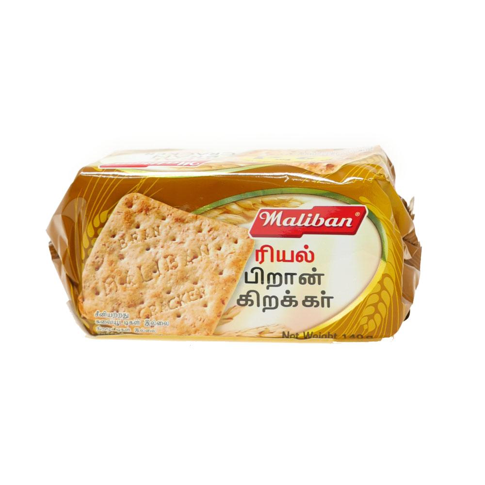Maliban Bran Cracker
