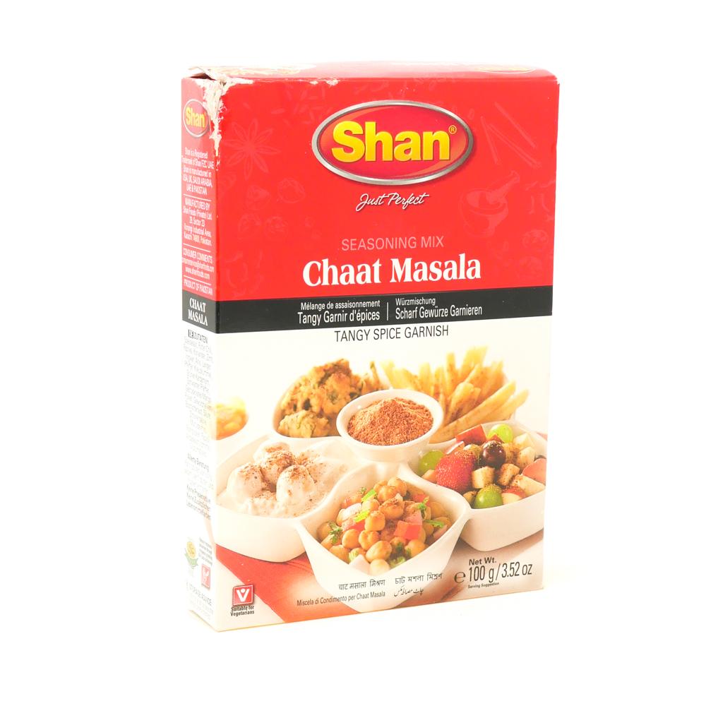 Shan Chaat Masala 100g - £0.79