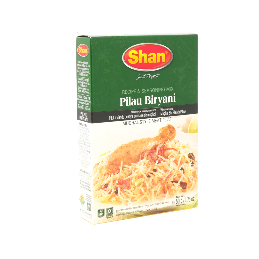 Shan Pilau Biryani 50g - £0.89