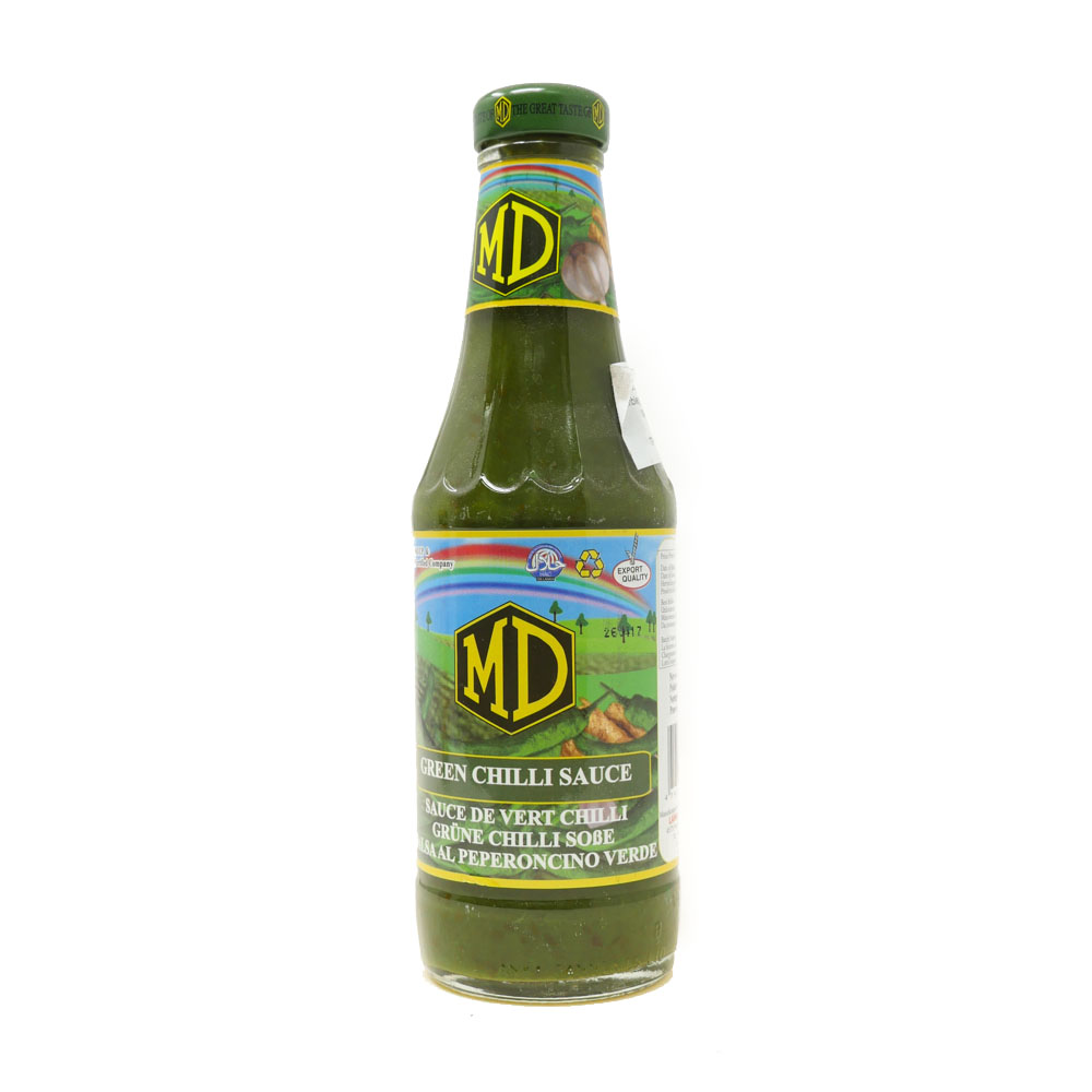 MD Green Chilli Sauce 400g - £1.99
