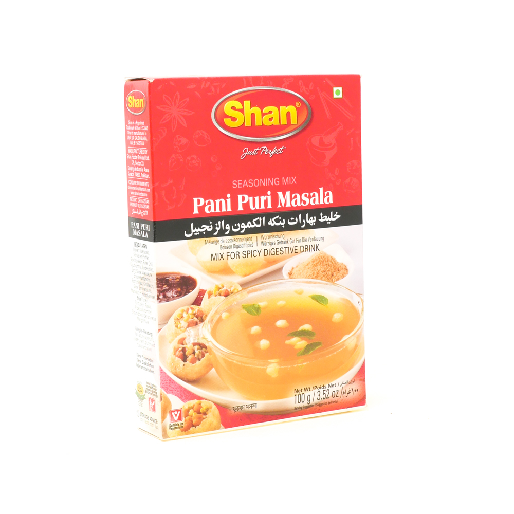 Shan Pani Puri Masala 100g - £0.79