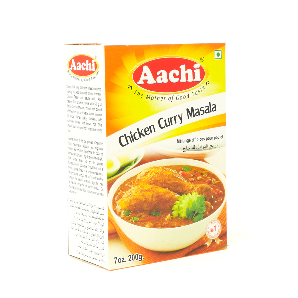 Aachi Chicken Curry Masala 200g - £1.69