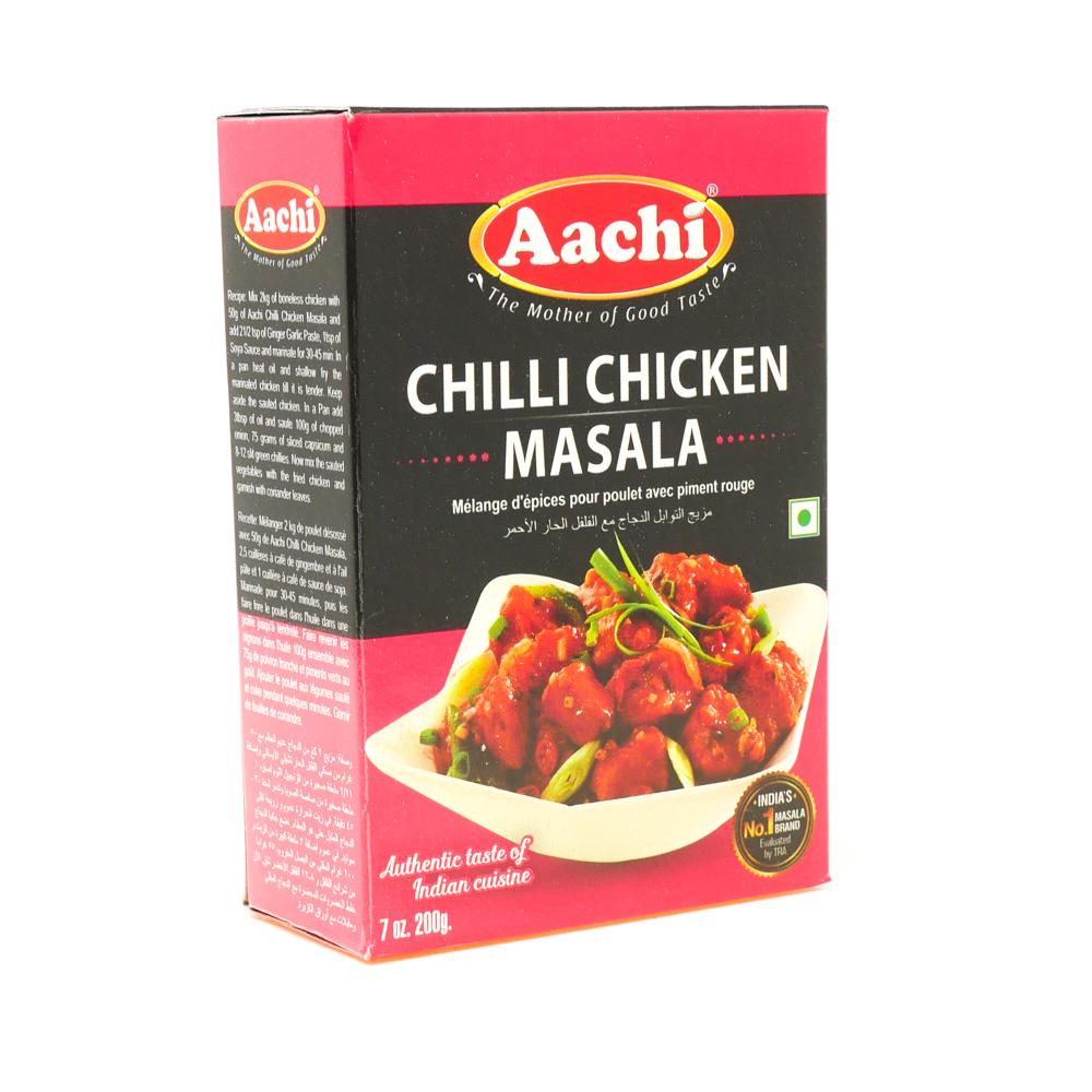 Aachi Chilli Chicken 200g - £1.59