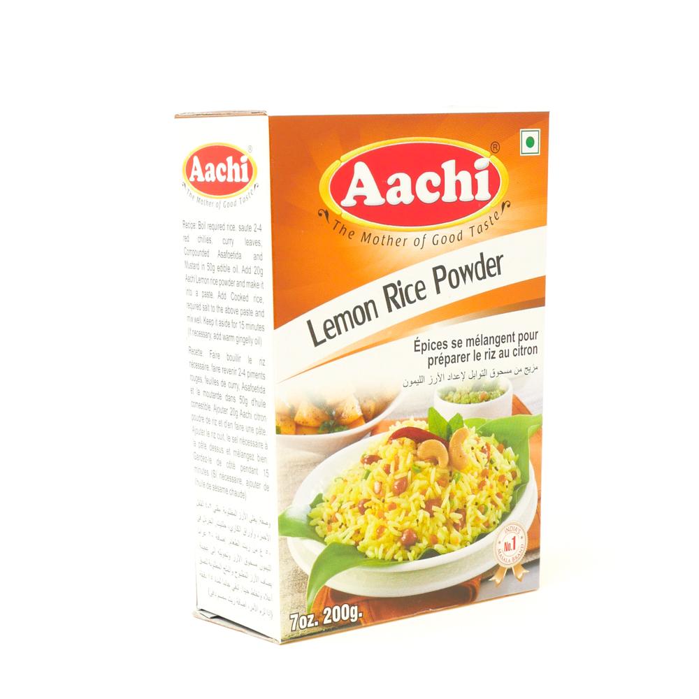 Aachi Lemon Rice Powder 200g - £1.59