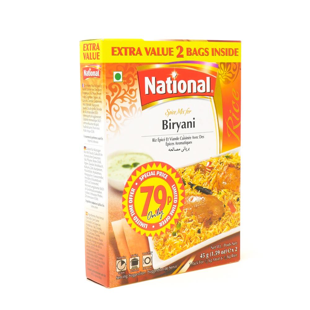 National Briyani Mix