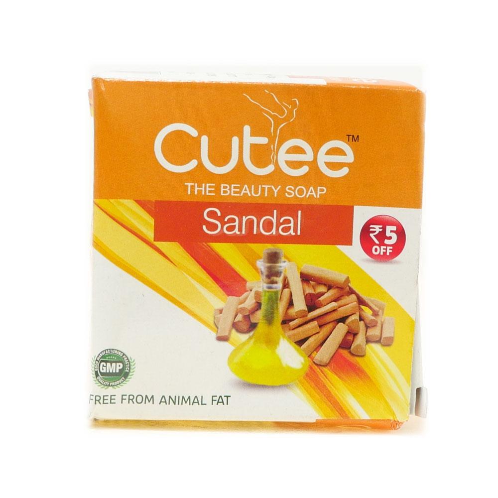 Cutee Sandal Soap