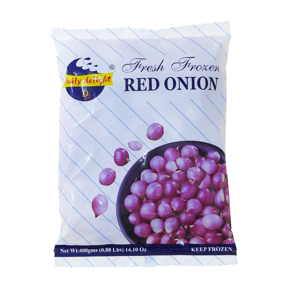 Daily Delight Red Onion 400g - £2.29
