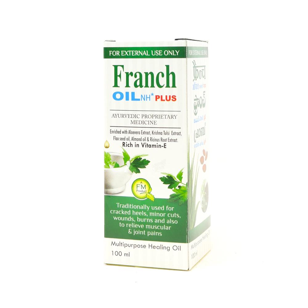 Franch Oil 100ml - £3.49