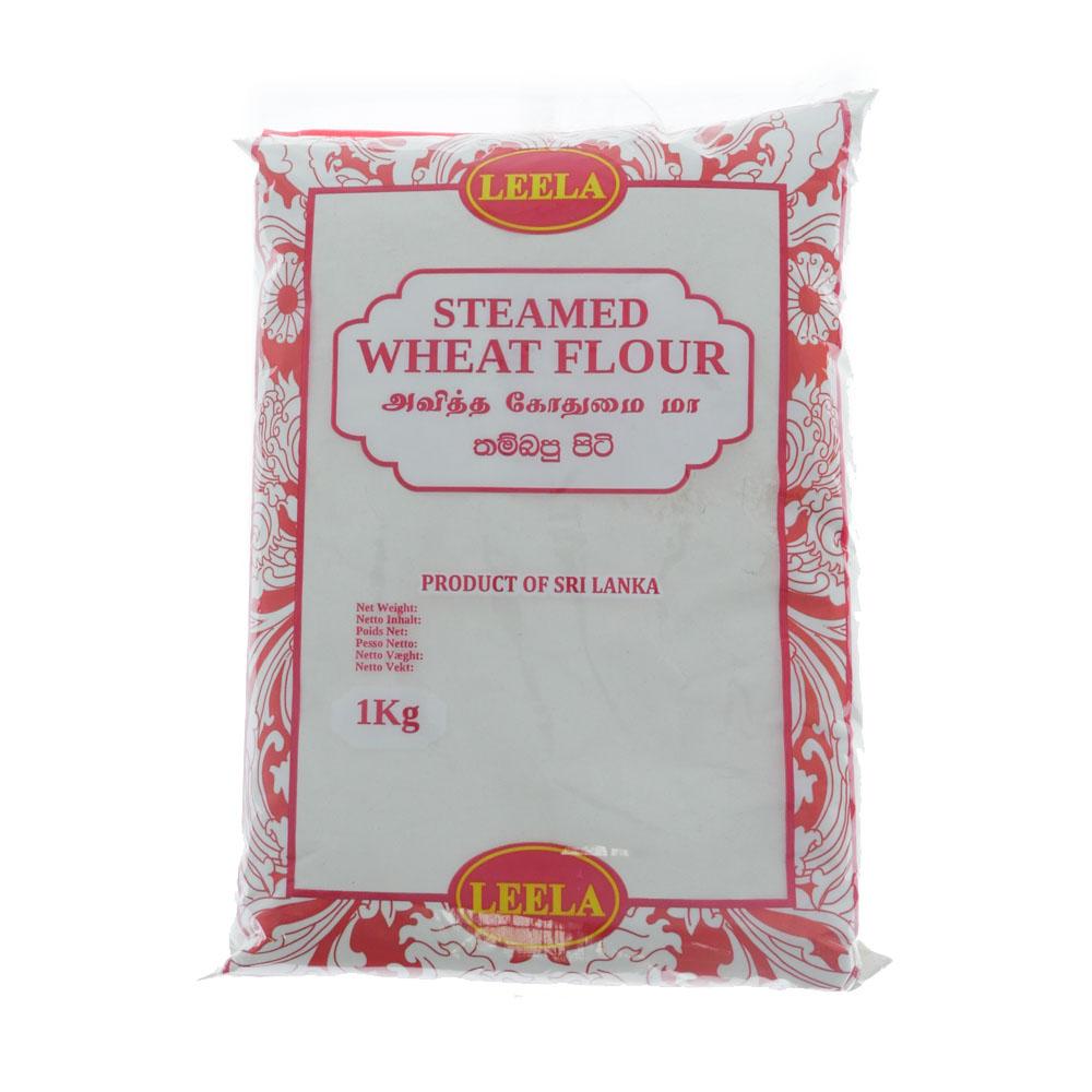 Leela Steamed Wheat Flour 1kg - £1.99