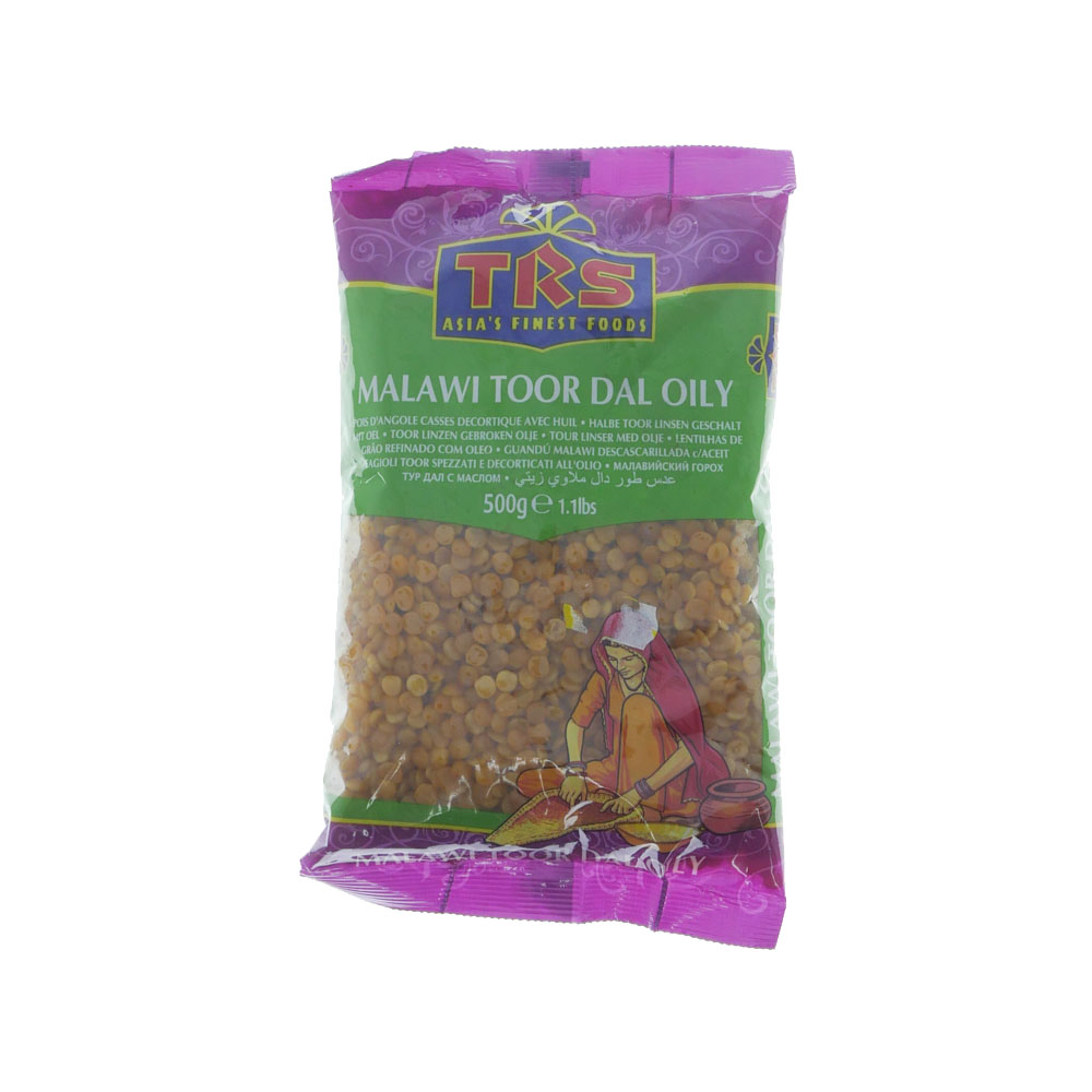 TRS Malawi Toor Dal Oily 500g - £1.49