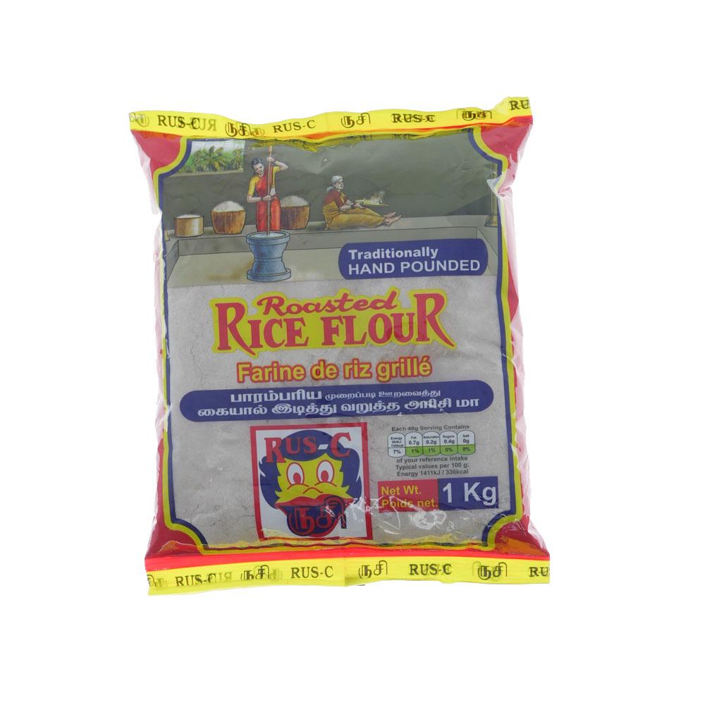 Rus-C  Roasted Rice Flour RusC 1kg - £1.99