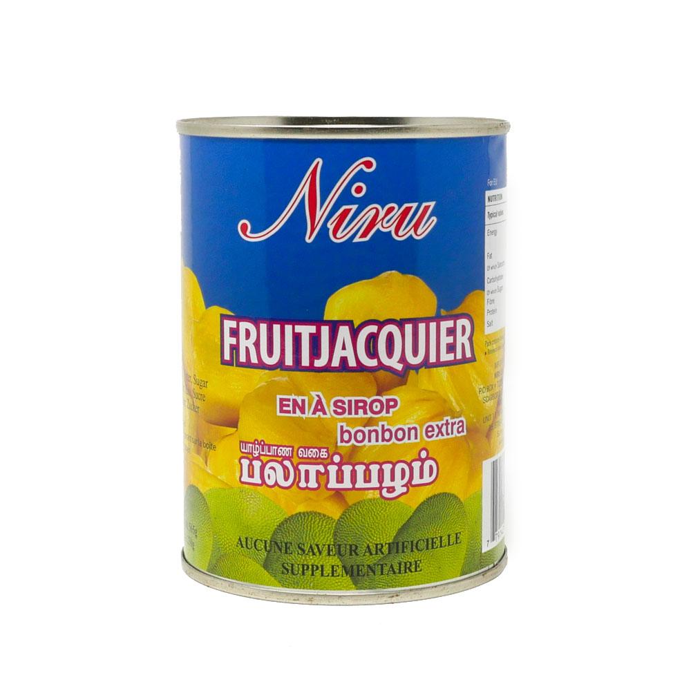 Niru Jack Fruit Tin 565g - £0.99