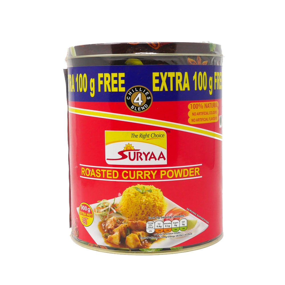 Suryaa Roasted Curry Powder