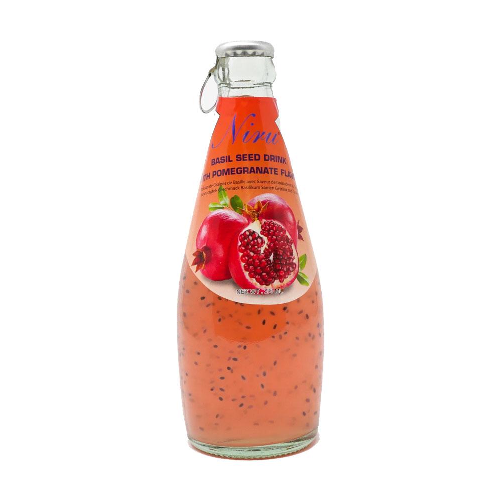Niru Basil Seed Drink
