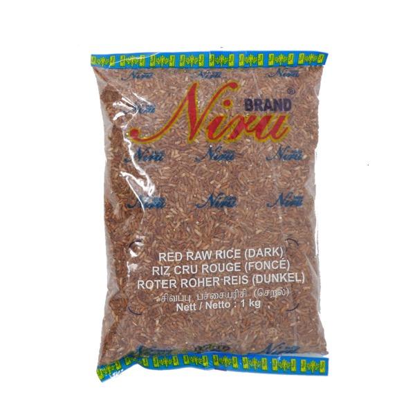Niru Red Raw Rice