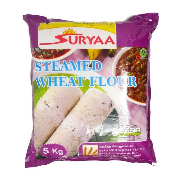 Suryaa Steamed Wheat Flour