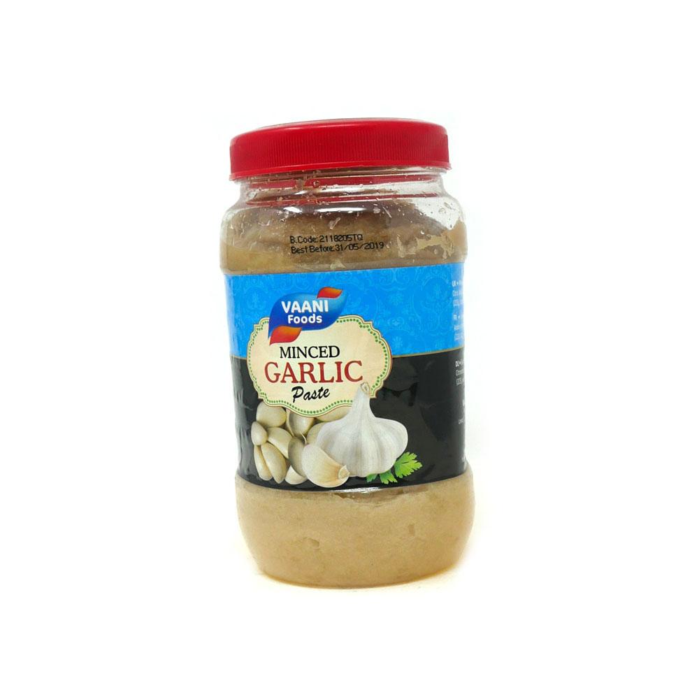 Vaani Garlic Paste 300g - £1.29