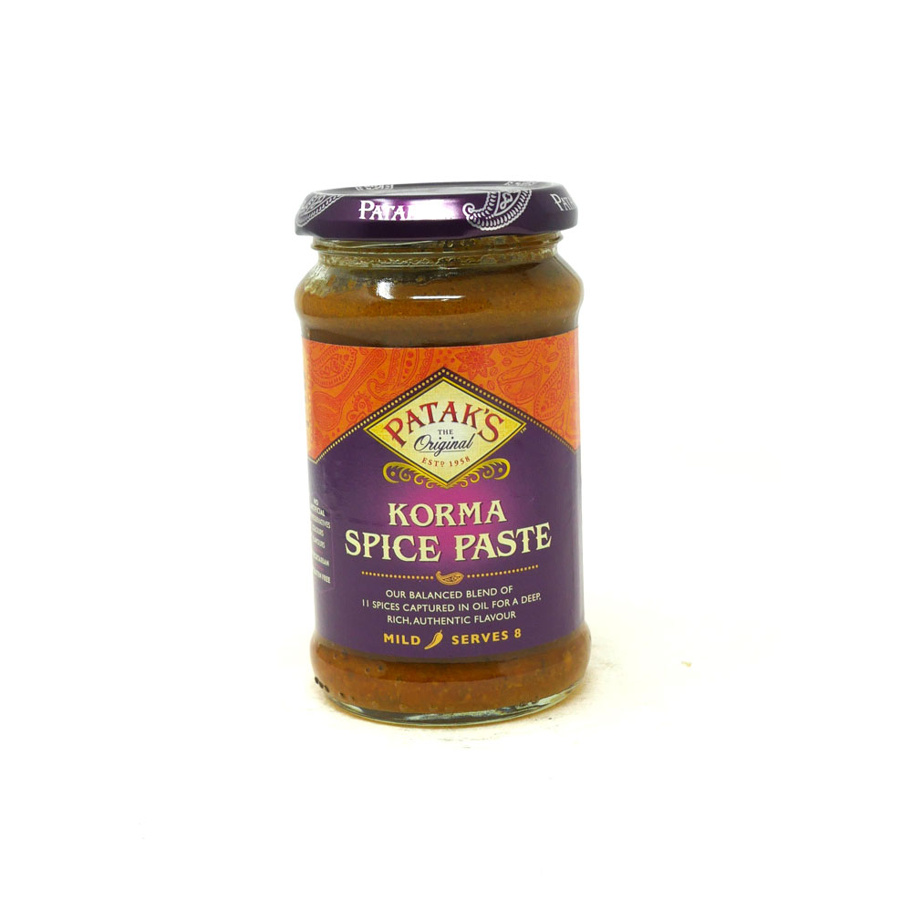 Pataks Korma Spice Paste