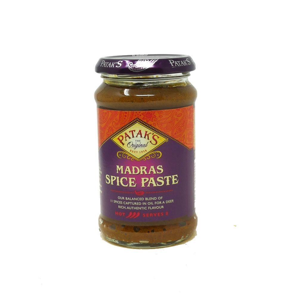 Pataks Madras Curry Paste 283g - £1.99